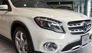 Mercedes-Benz The GLA
